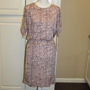 Ellen Tracy Women size M Stretchy Dress